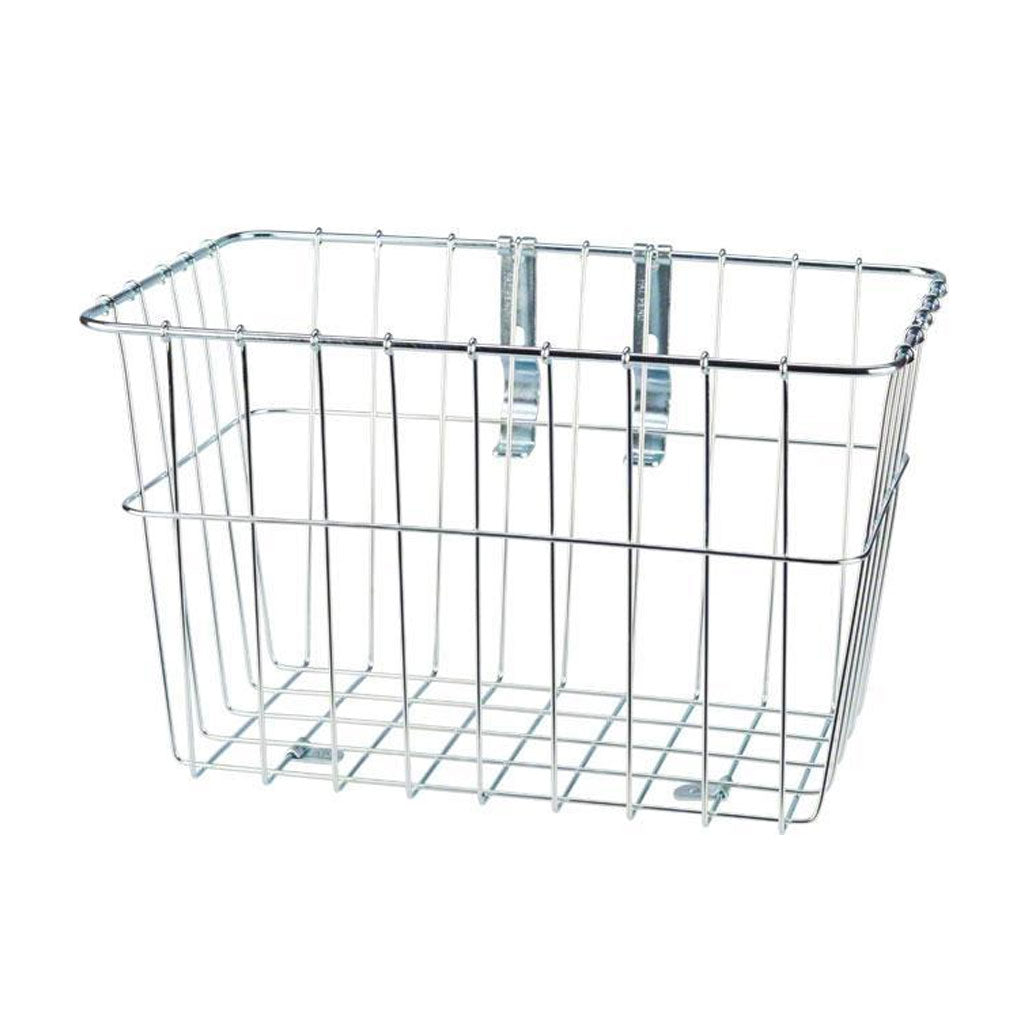 Front Grocery Basket with Adjustable Legs