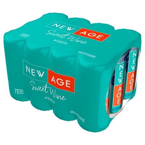 Pack 12 Latas New Age Blanco Dulce