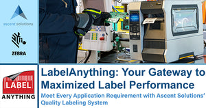 Maximize Label Performance with Ascent Solutions' LabelAnything