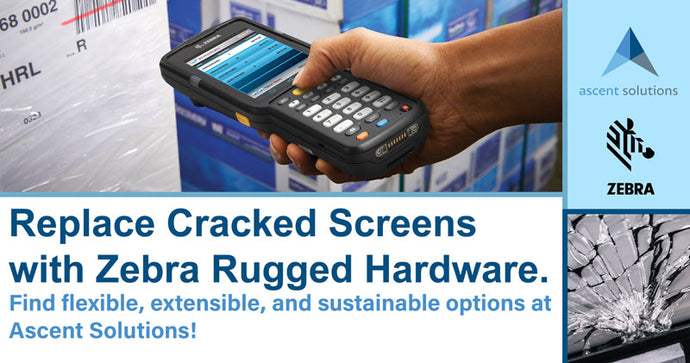 Another Cracked Screen? Find Better Hardware Solutions with Ascent Solutions!