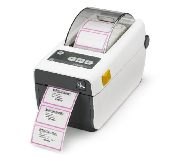 ZD410 printer, healthcare model, 203 dpi with Ethernet connectivity-Printer-Specials