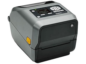 Standard ZD620 printer, 300 dpi, 802.11ac, Bluetooth 4.1 connectivity, color LCD display