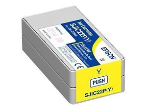 Epson Colorworks Ink for C3500 printer-YELLOW (Y)