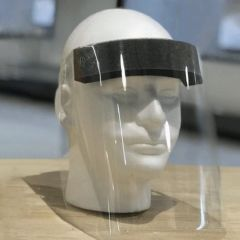 Foam Face Shield
