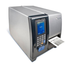 Intermec DIRECT THERMAL Printer 203 dpi, Touch Display. Ethernet, Serial, USB, Parallel Interfaces. Fixed media hanger. US Power cord