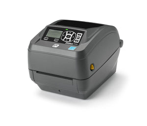 Standard ZD500 with 12 dot/mm (300 dpi), Cutter-Printer-Specials