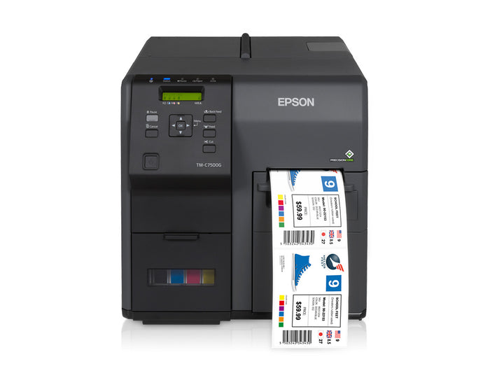 ColorWorks C7500G Inkjet Label Printer Optimized for Gloss labels-Printer-Specials