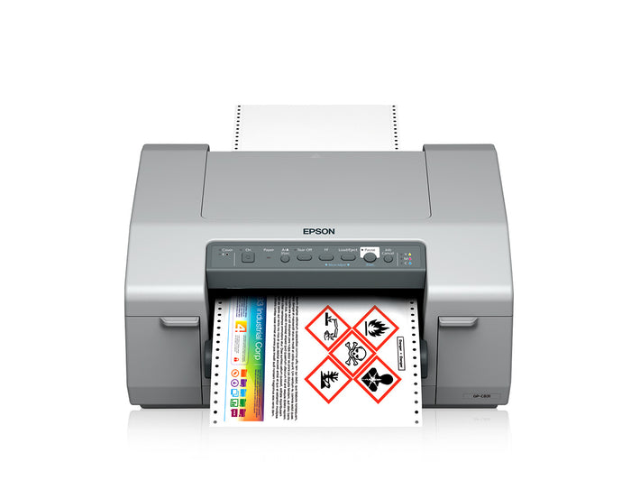 Colorworks GP-831 Wide Format Inkjet Label Printer-Printer-Specials