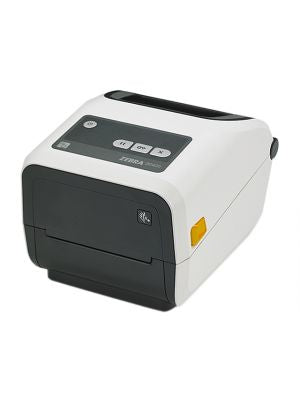 ZD420 printer, healthcare model, RIBBON CARTRIDGE printer, 203 dpi with 802.11ac and Bluetooth 4.1 connectivity