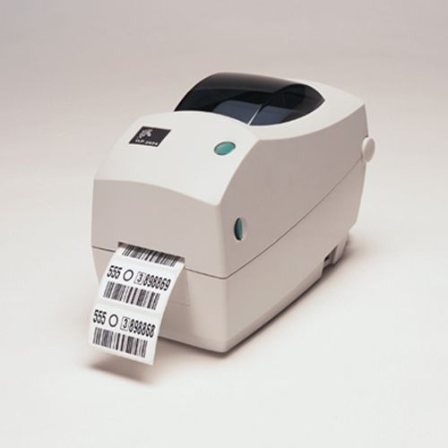 Standard TLP2824 Plus printer with USB, 10/100 Ethernet, dispenser, extended memory, Real Time Clock-Printer-Specials
