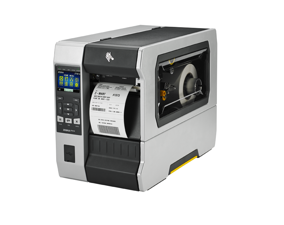 Standard ZT610 with 12 dot/mm (300 dpi), 802.11 a/c-Printer-Specials