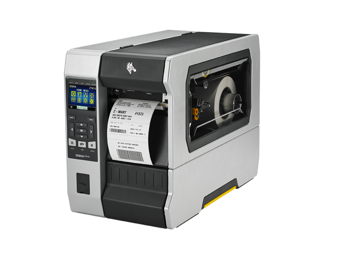 Standard ZT610 with 8 dot/mm (203 dpi), 802.11 a/c-Printer-Specials