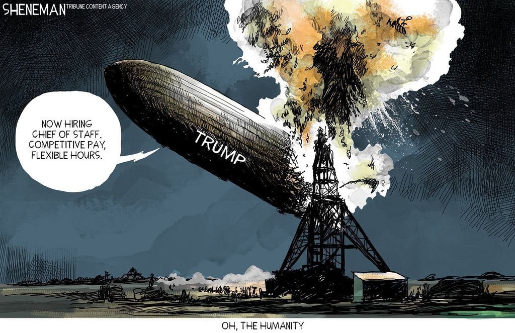 U.S. Hindenburg Trump administration