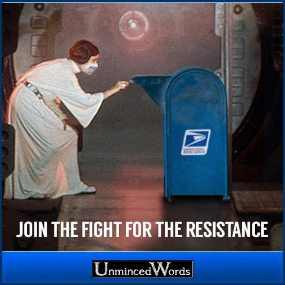 Join The Fight For The Resistance