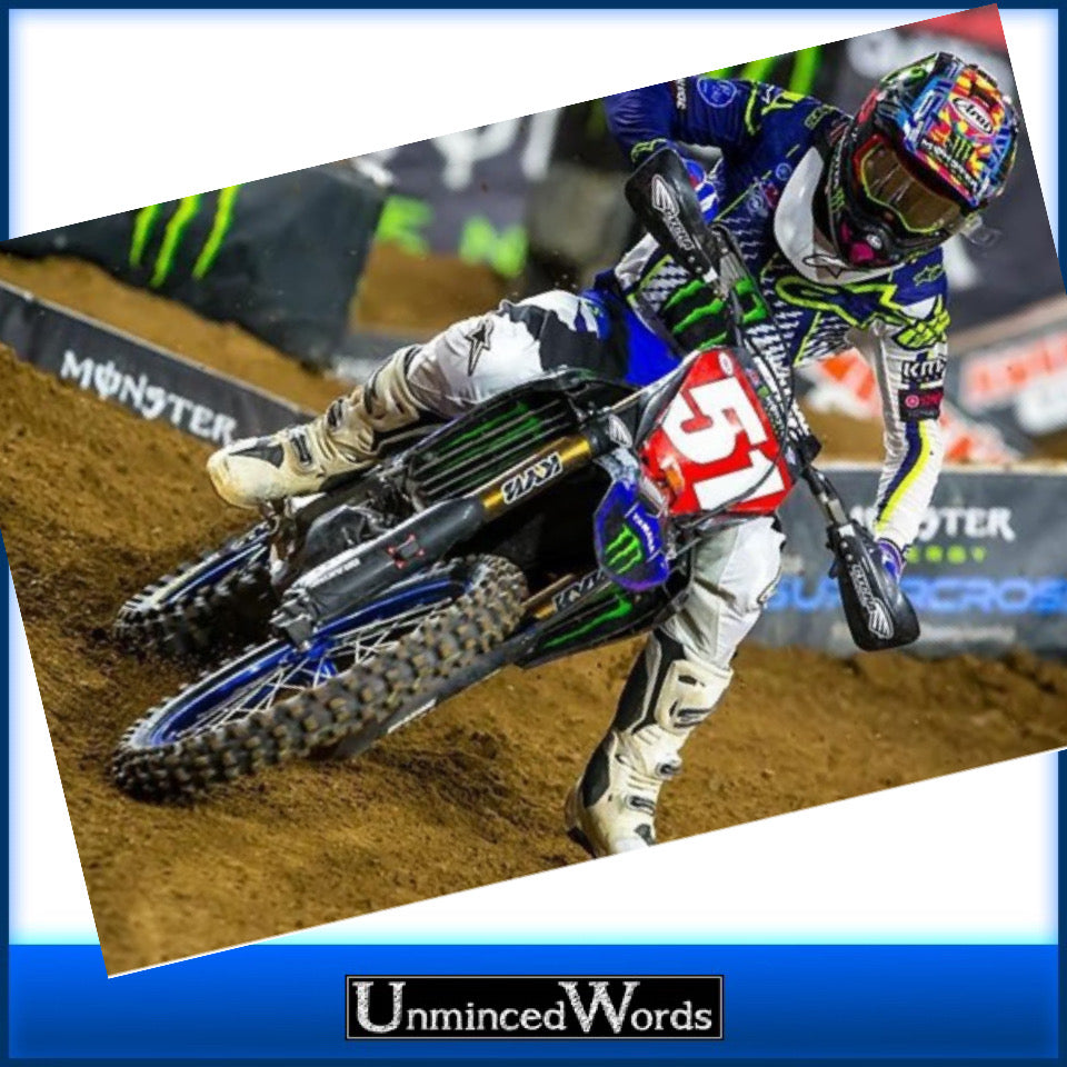 Justin Barcia wins 2nd straight supercross