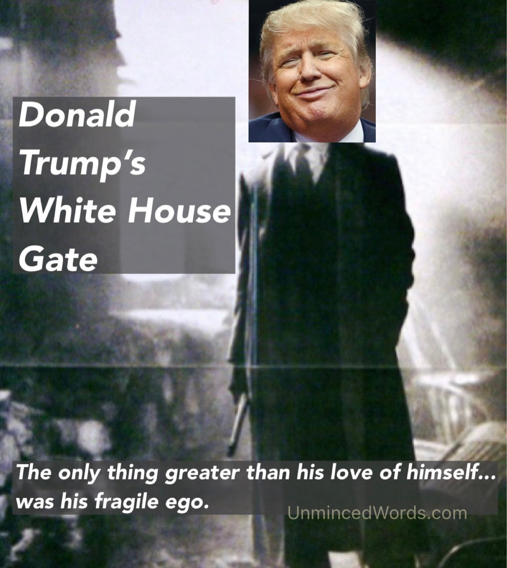 Donald Trump is making the political version of Heaven's Gate.