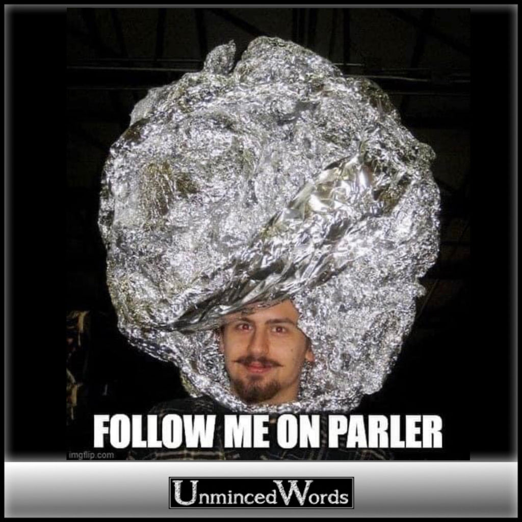 Follow me on Parler meme is all that