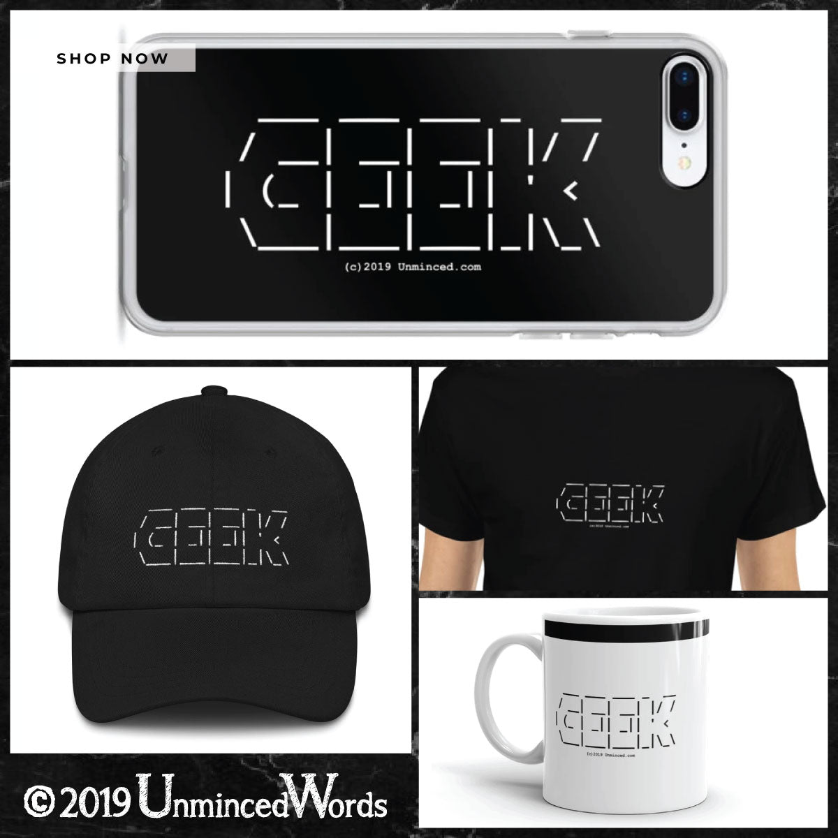 A GEEK design + the right person = a great gift