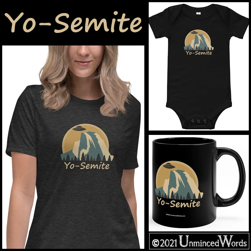 Yo-Semite - Unminced Words