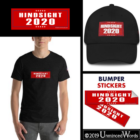 Hindsight 2020 RED