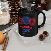 I Survived 2020 - Mug - Unminced Words