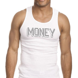 MONEY - Tank Top - Unminced Words