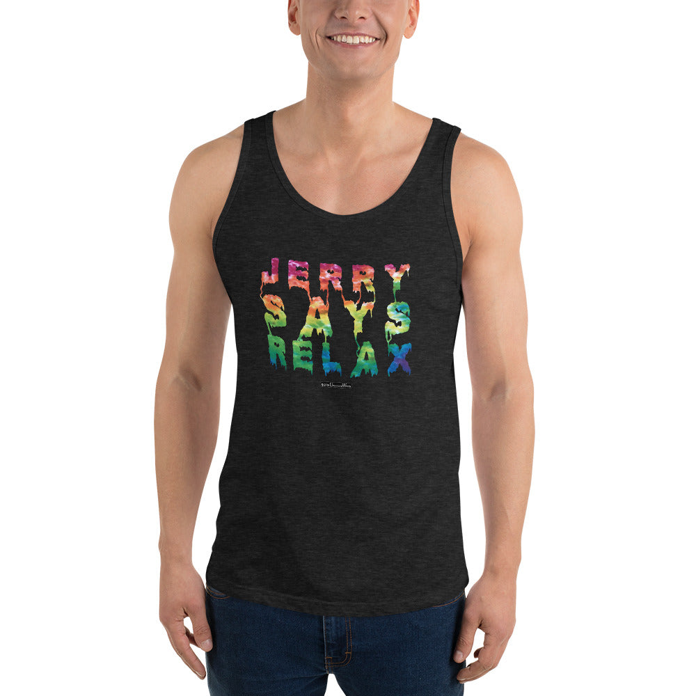 Jerry Says Relax - Men's Tank Top