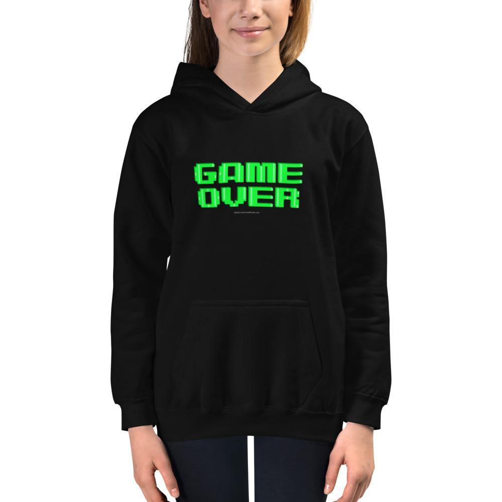 Game Over - Kids Hoodie
