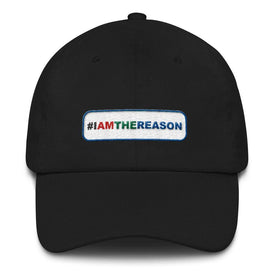 #IAMTHEREASON - Hat - Unminced Words