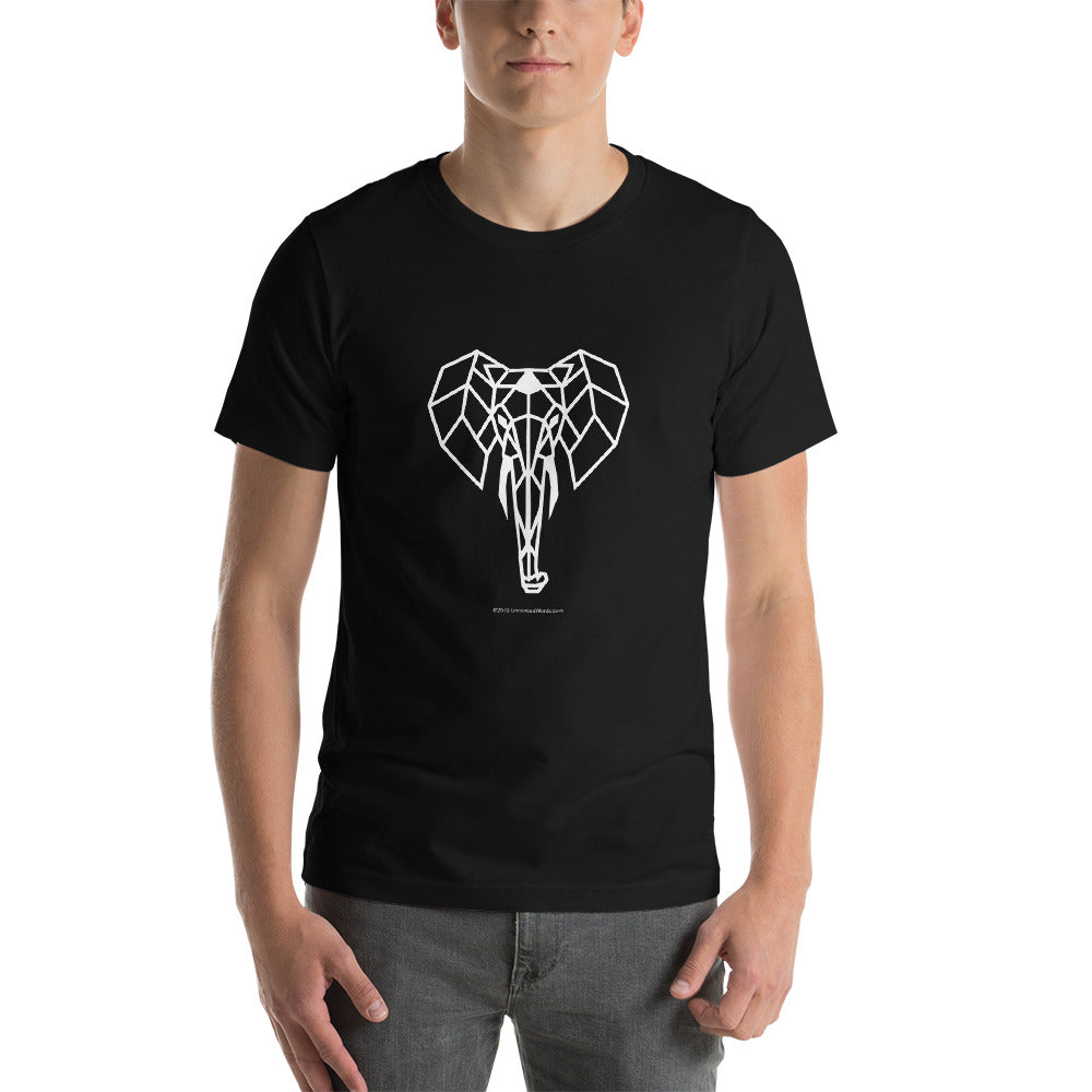 Elephant - Short-Sleeve Men's T-Shirt