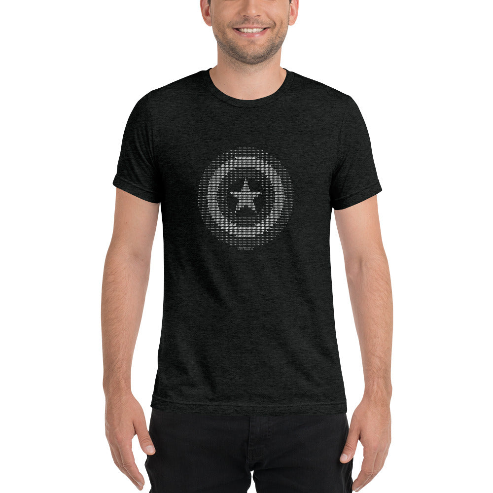 Shield - Men's Short sleeve t-shirt - Unminced Words