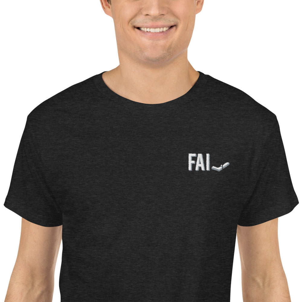Fail - Long Body Urban Tee - Unminced Words