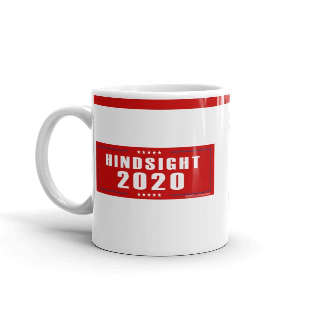 Hindsight Red - Mug