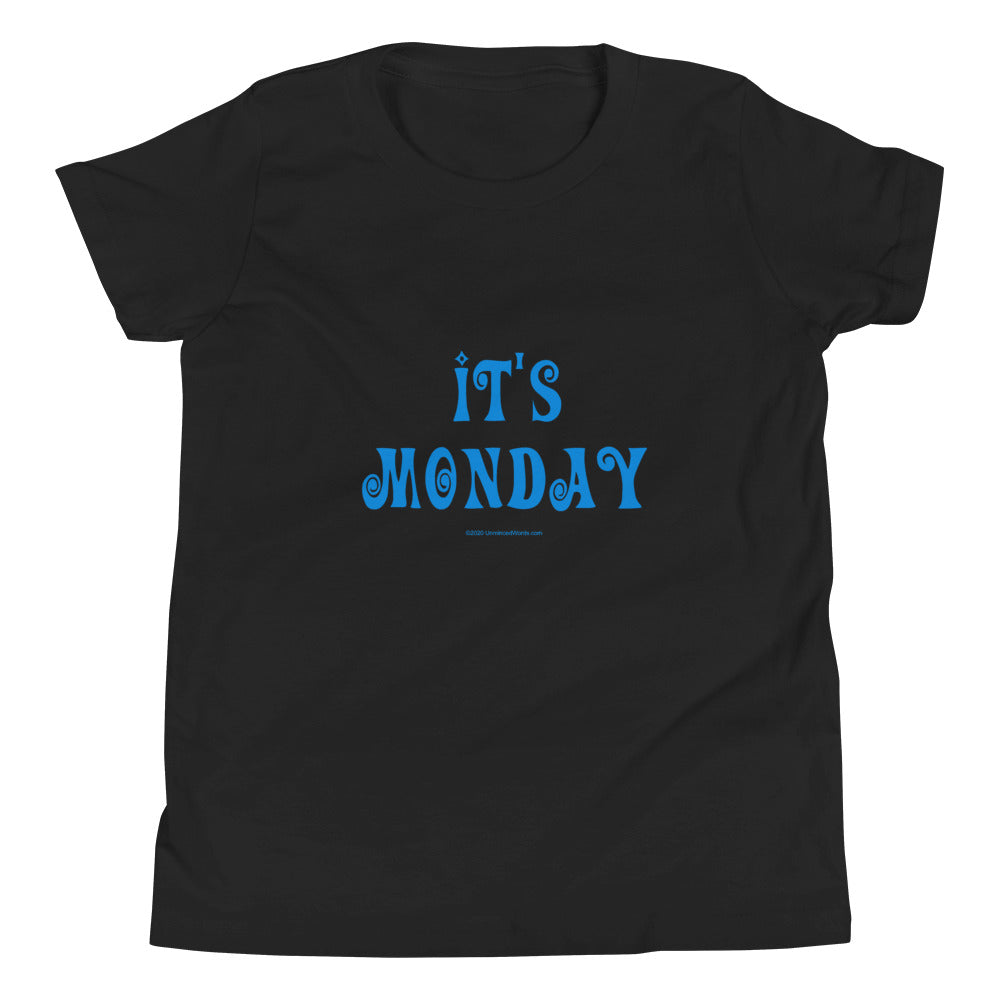 Monday - Youth Short Sleeve T-Shirt