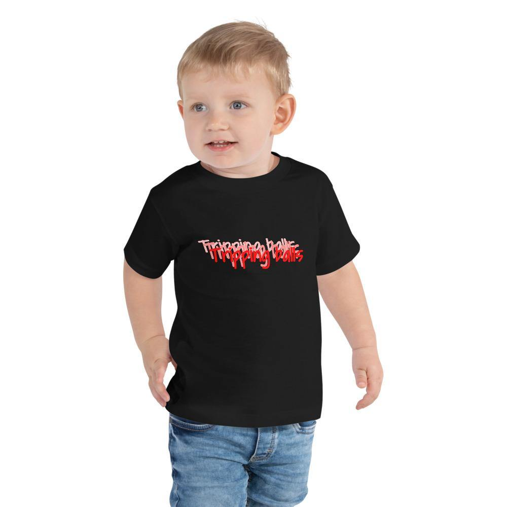 Tripping Balls - Toddler Short Sleeve Tee
