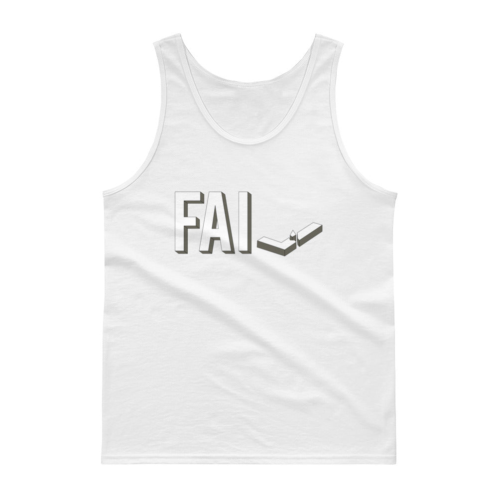 Fail - Cotton Tank Top