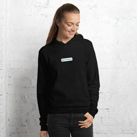#IAMTHEREASON - Woman's hoodie - Unminced Words