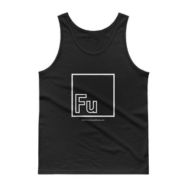 Fu - Cotton Tank Top - Unminced Words