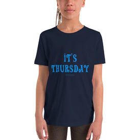 Thursday - Youth Short Sleeve T-Shirt - Unminced Words