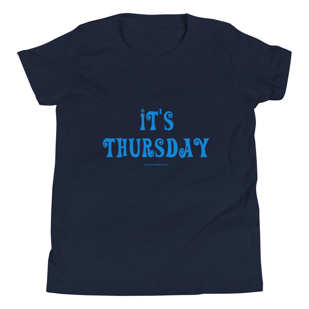 Thursday - Youth Short Sleeve T-Shirt