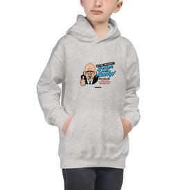 Getting Impeached? Kids Hoodie - Unminced Words