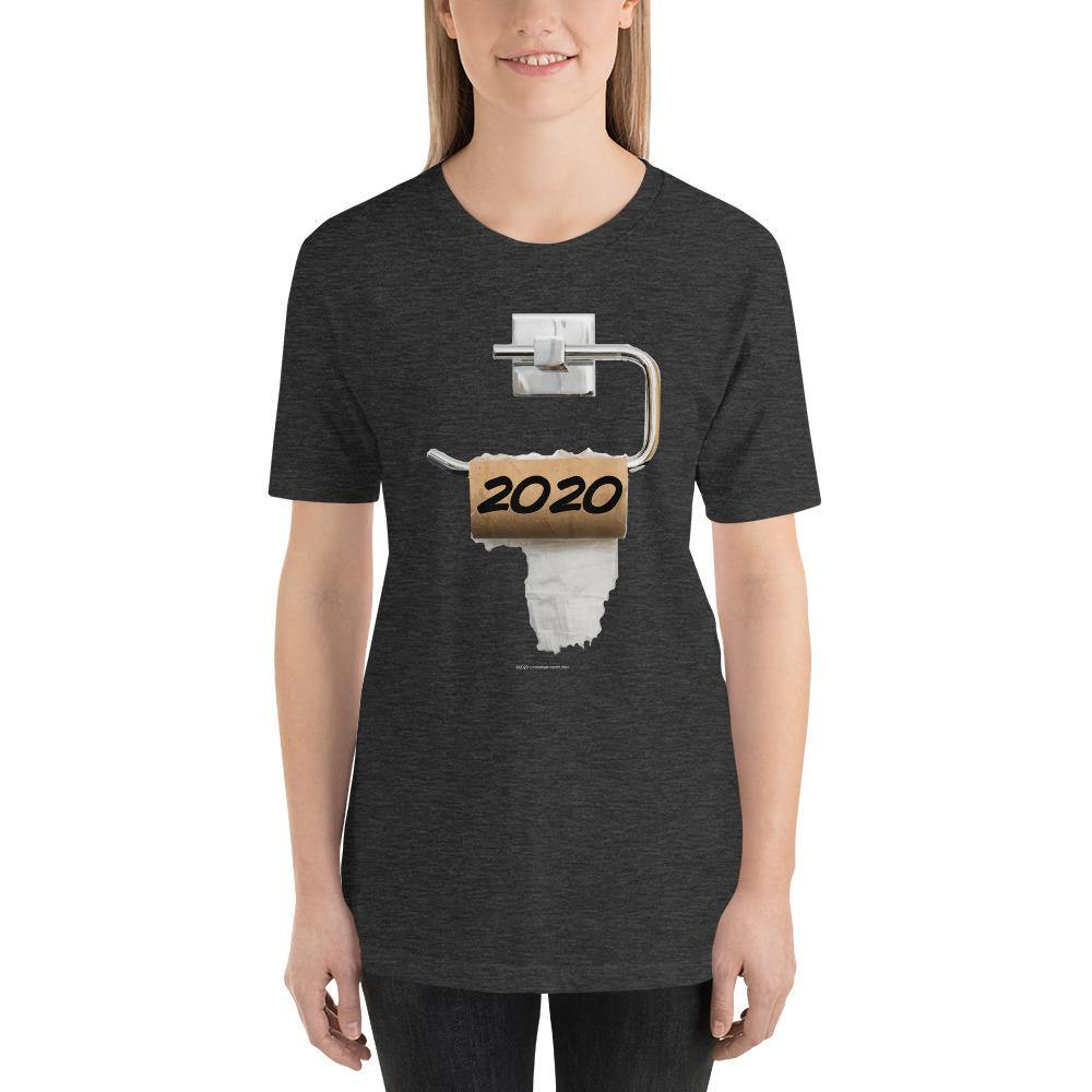 2020 - Short-Sleeve T-Shirt