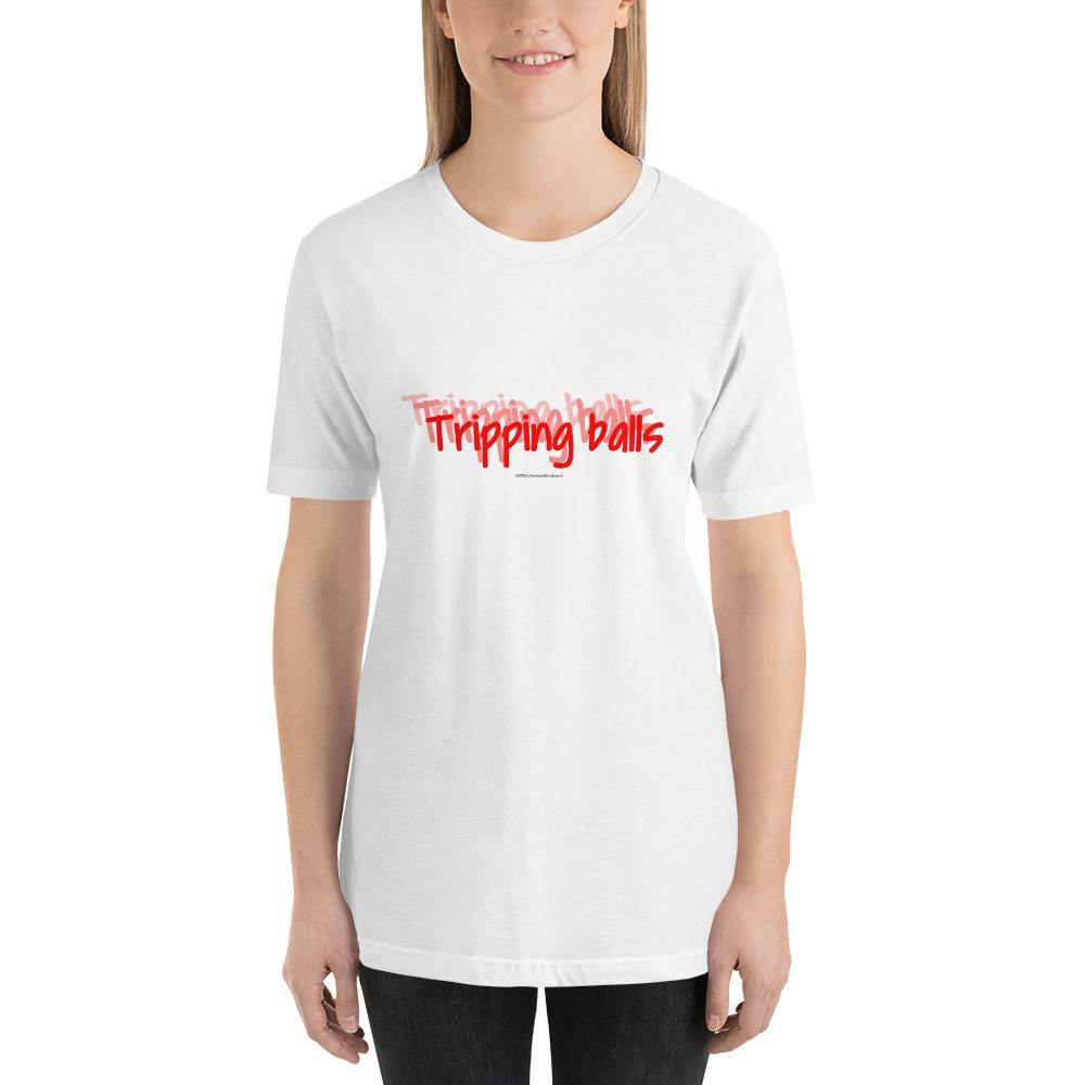 Tripping Balls - Short-Sleeve T-Shirt