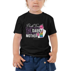 Pink Freud - Toddler Short Sleeve Tee - Unminced Words