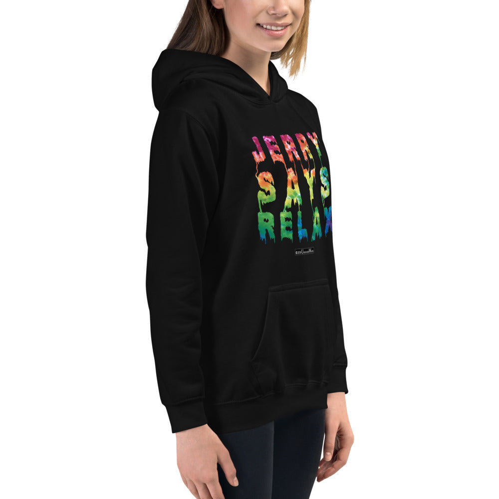 Jerry Says Relax - Kids Hoodie
