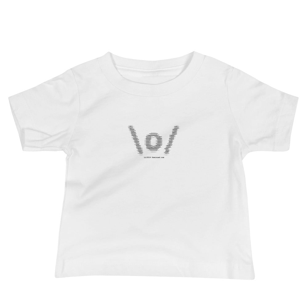 LOL - Baby Jersey Short Sleeve Tee - Unminced Words