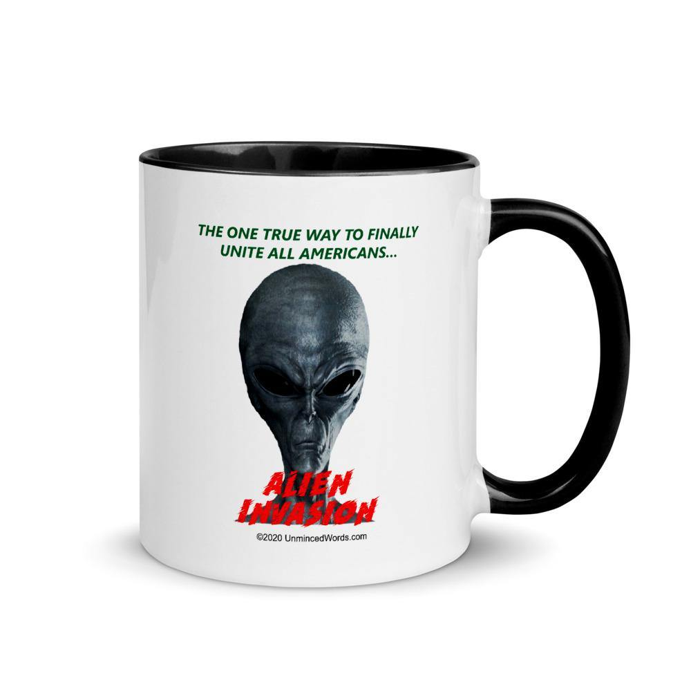Alien Invasion - Mug