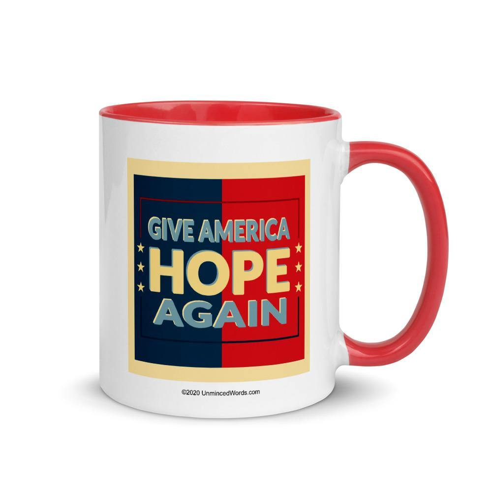 Give America Hope Again - Mug