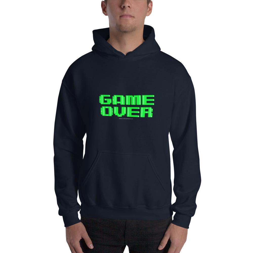 Game Over - Hoodie - Unminced Words