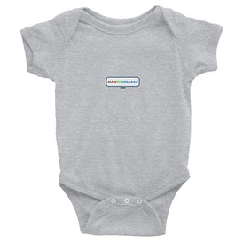 #IAMTHEREASON - Infant Bodysuit - Unminced Words